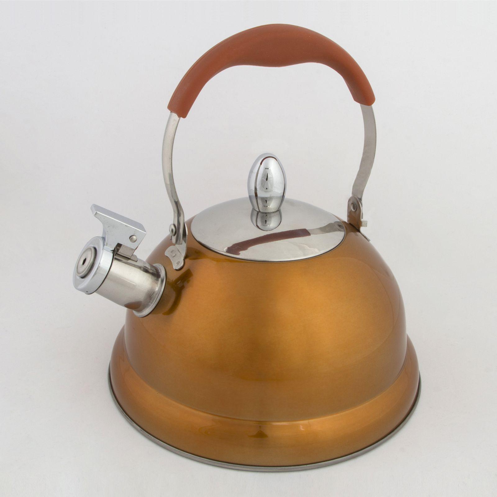 Чайник со свистком «Золотой мускат»