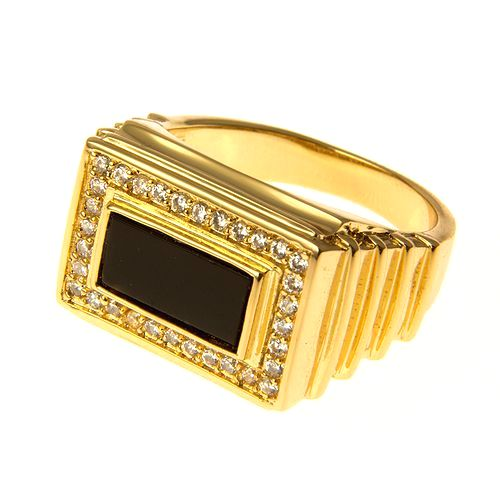 Мужское кольцо «Юпитер»