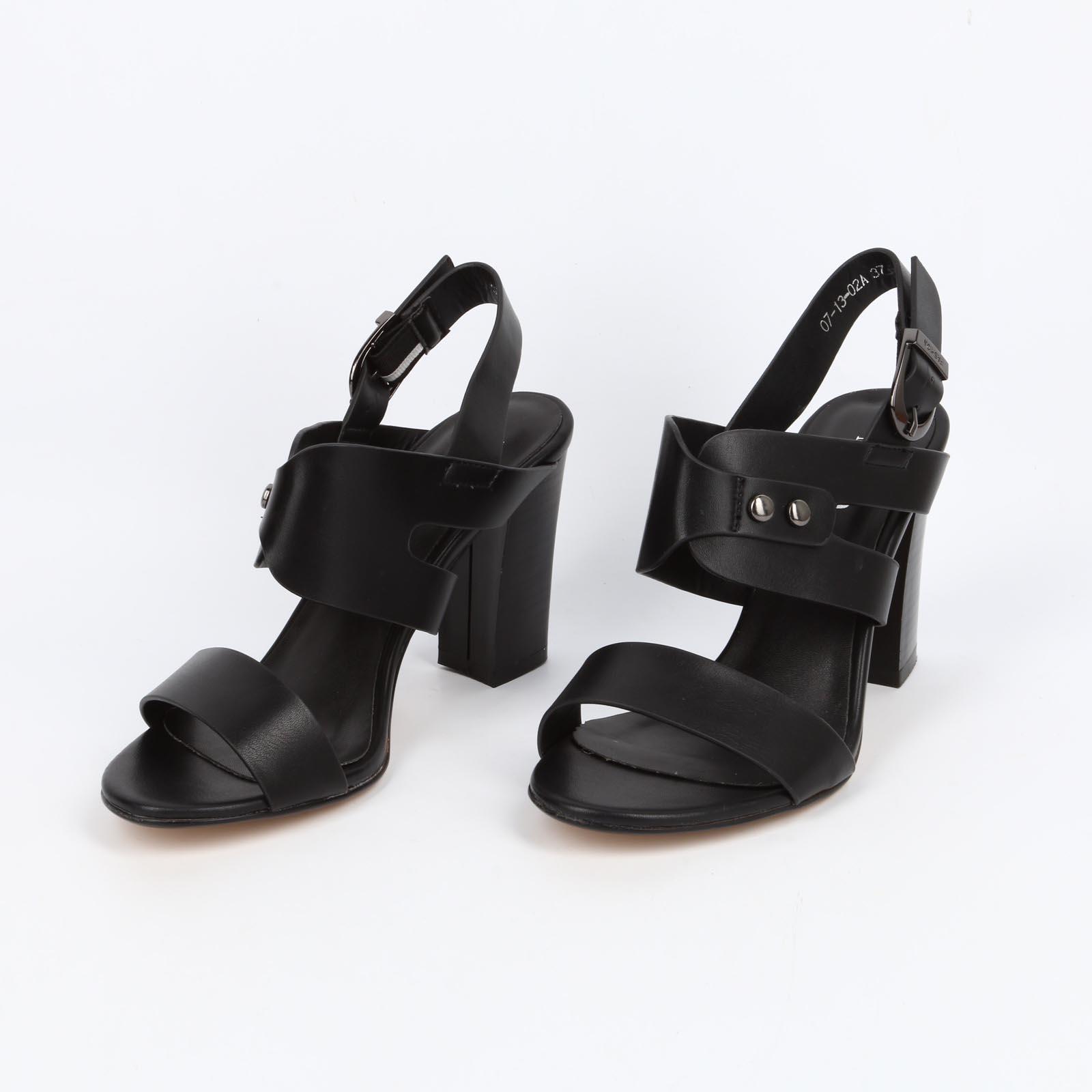 Открытые летние женские туфли