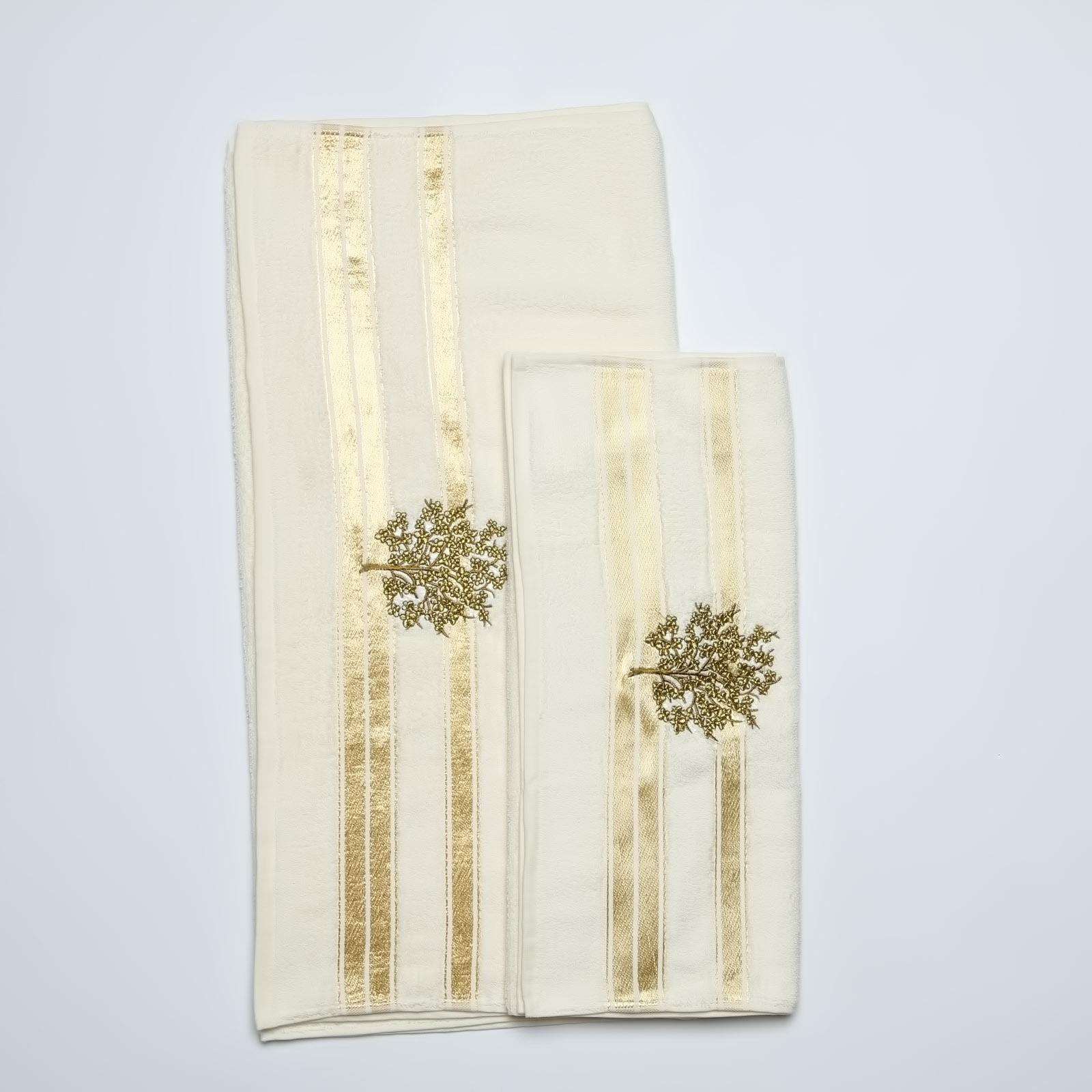 Набор полотенец «Королевский сад»