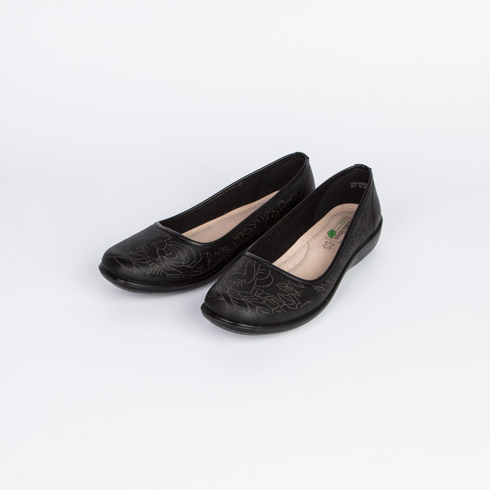 Туфли женские с элегантным узором