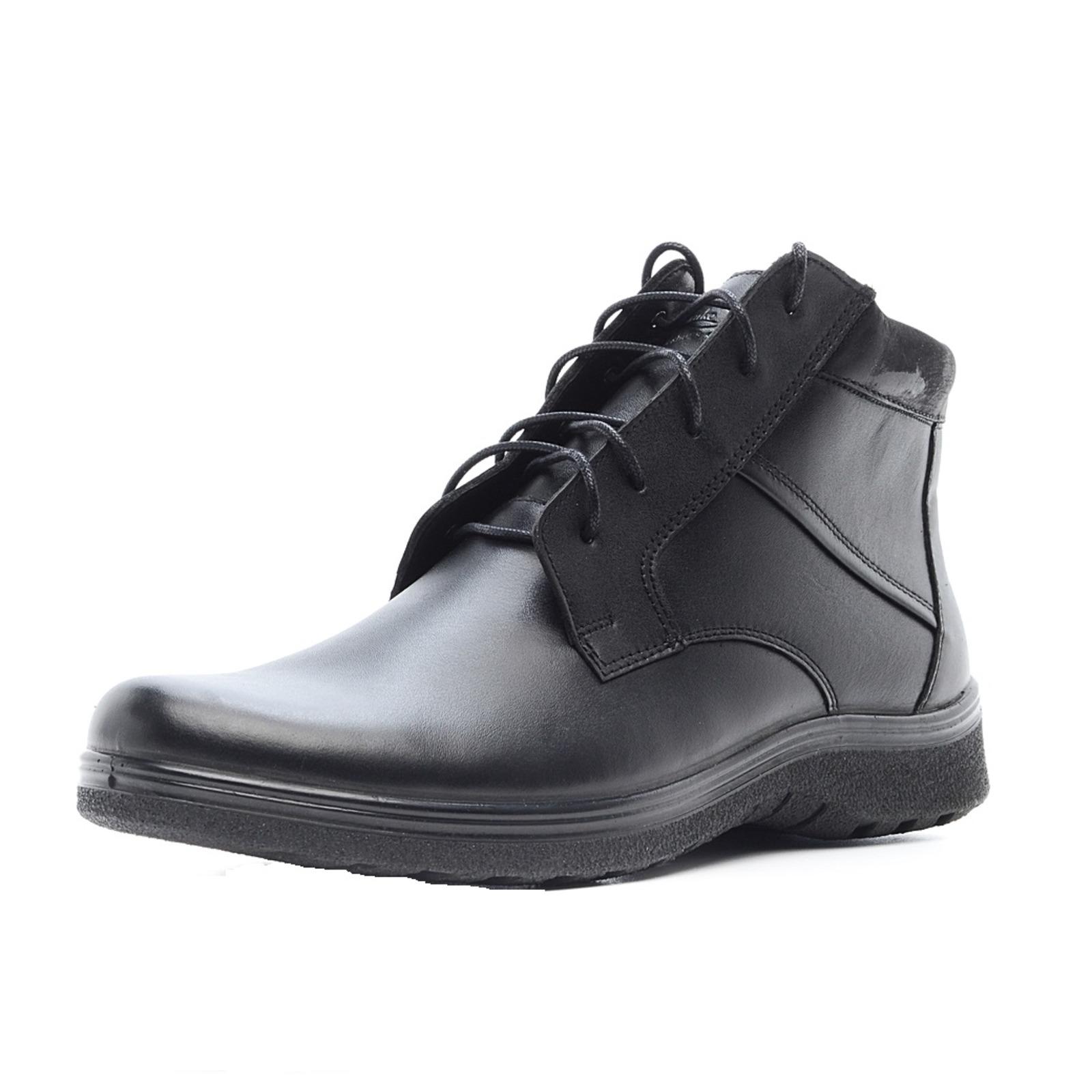 Выcoкиe мужские ботинки на шнуровке