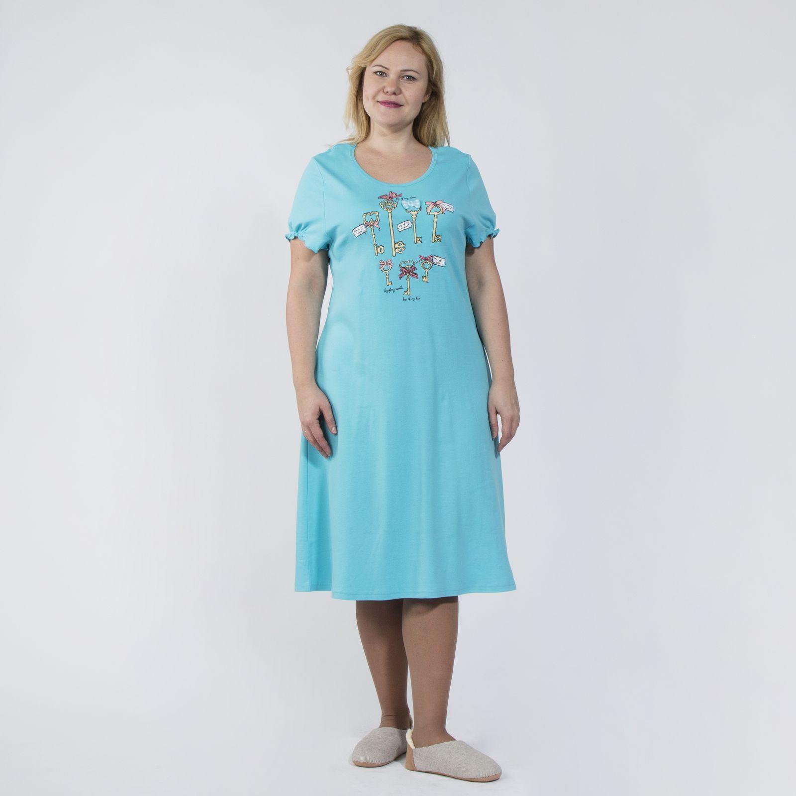 Сорочка «Ключики»