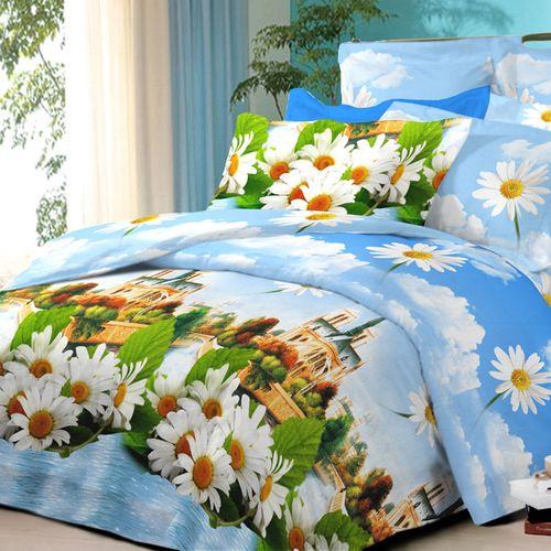 Комплект постельного белья «Город цветов»