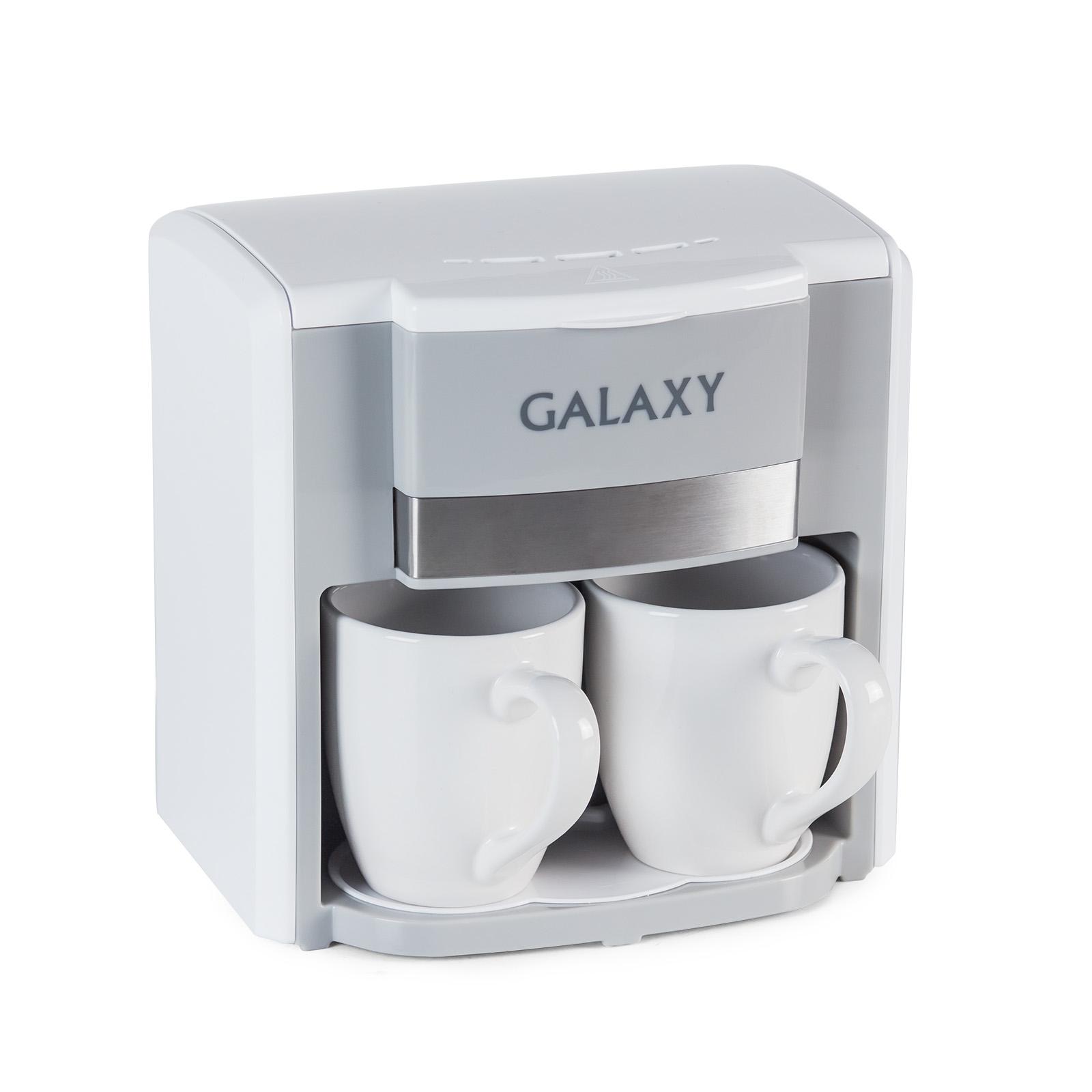 "Кофеварка Galaxy ""Два эспрессо"""