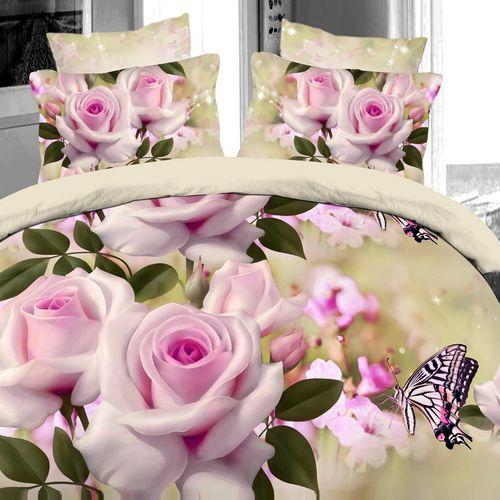 Комплект постельного белья «Пленительный букет»
