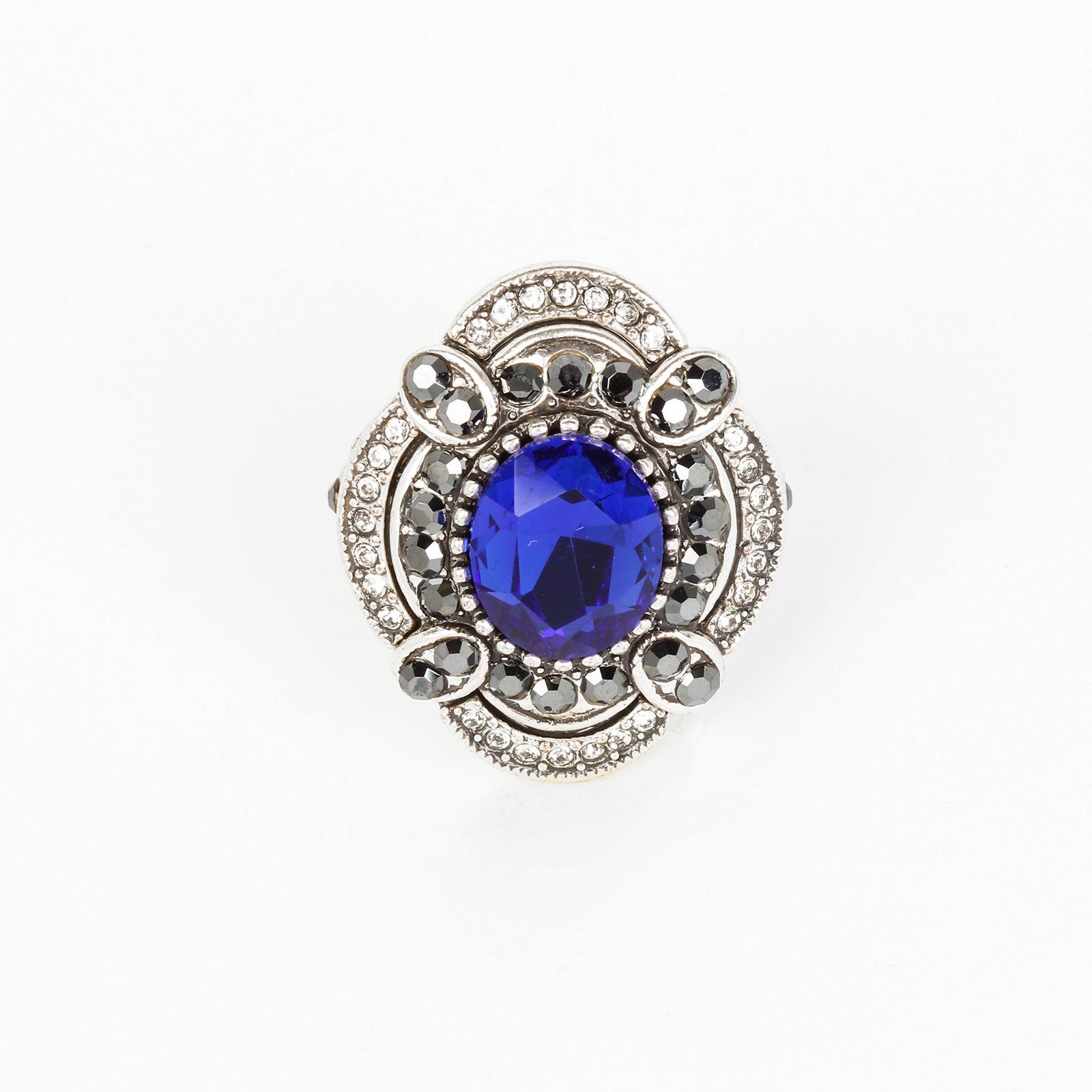 Кольцо «Ледяной цветок»