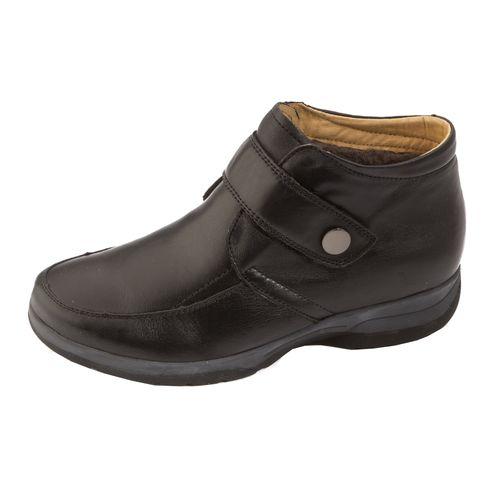 Женские ботинки на липучке