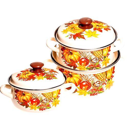 Набор посуды «Осенний вальс»