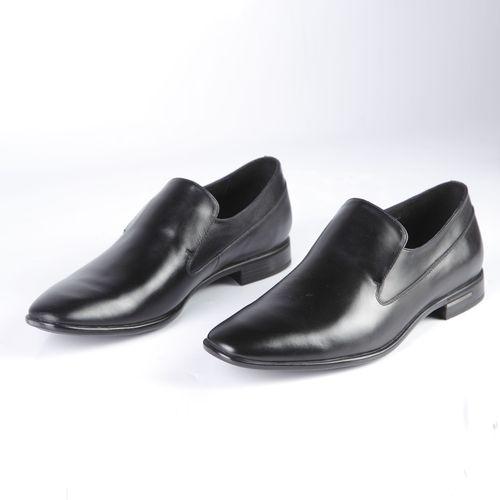 Туфли мужские классические с эластичными вставками