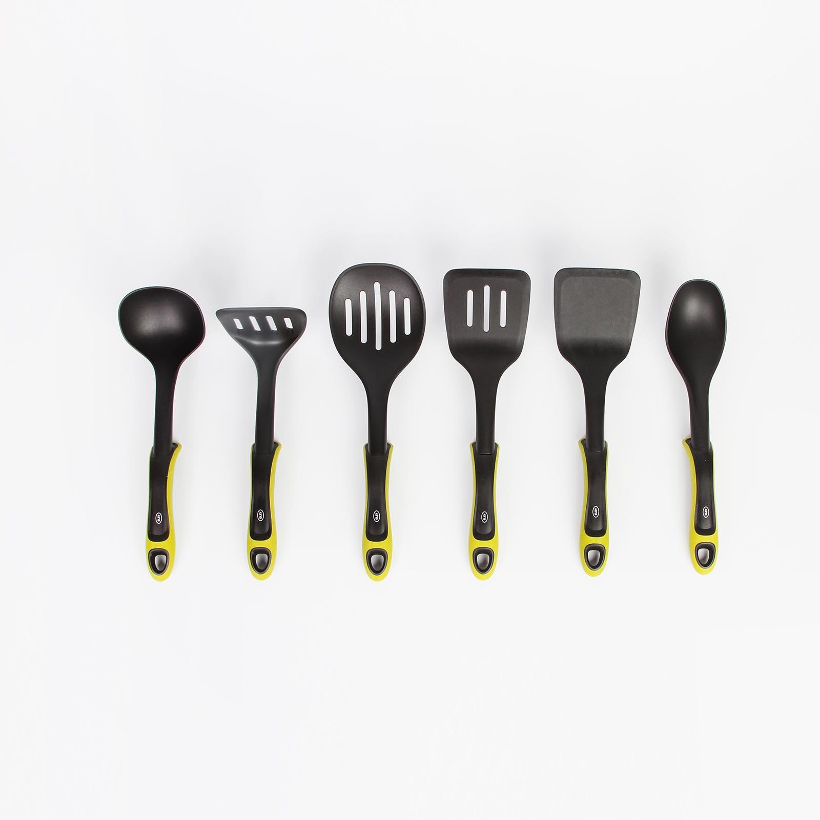 Универсальный набор аксессуаров для кухни, 6 предметов