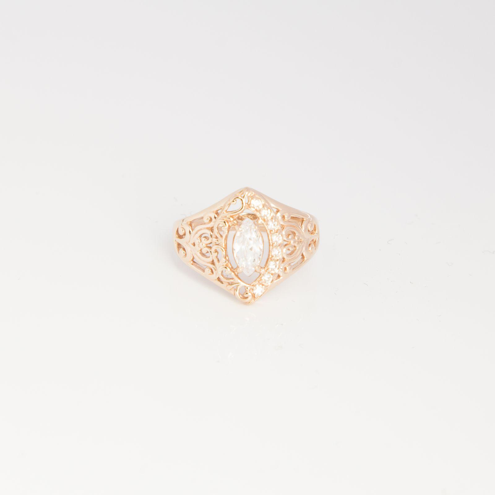 Кольцо «Василина»
