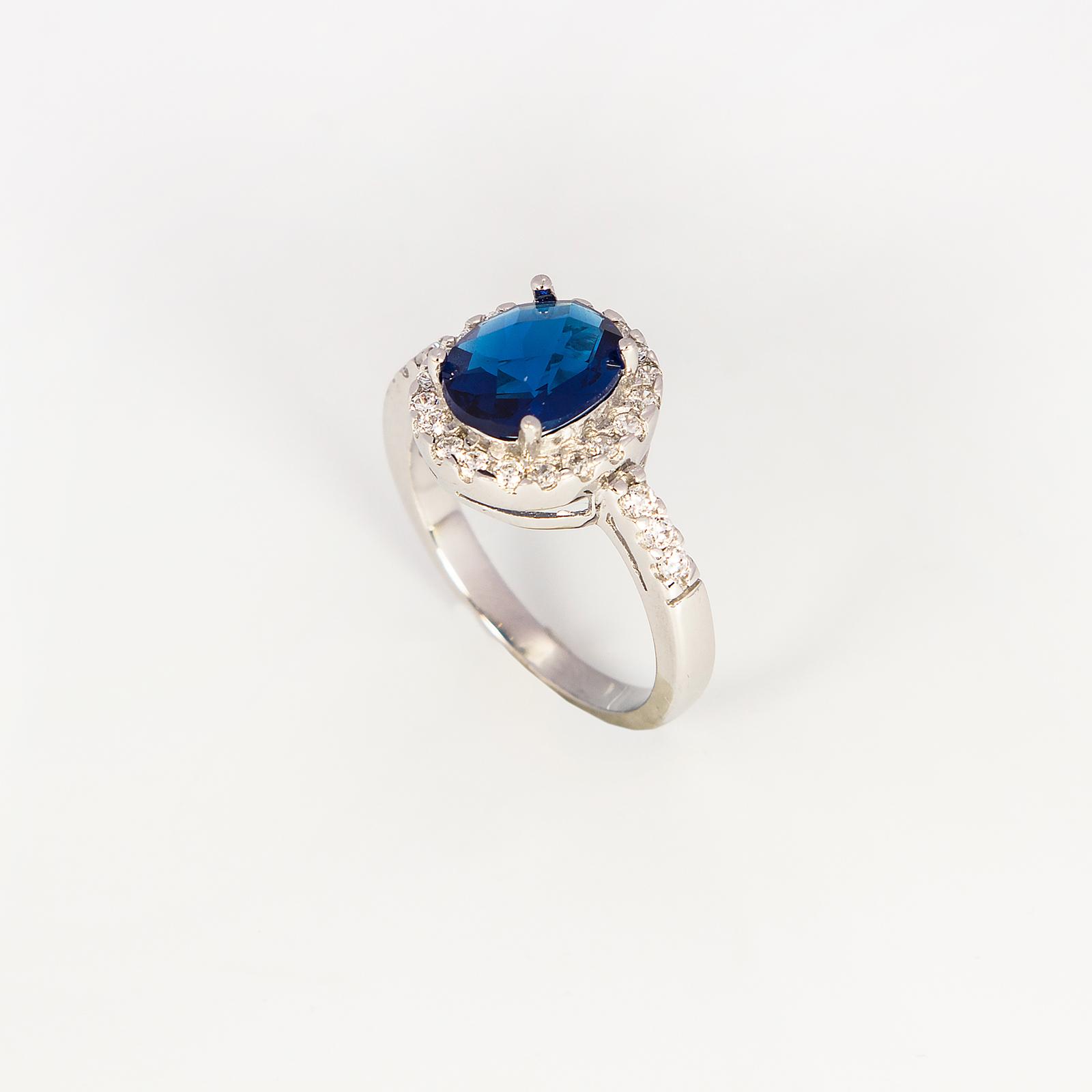 Серебряное кольцо «Кейт»