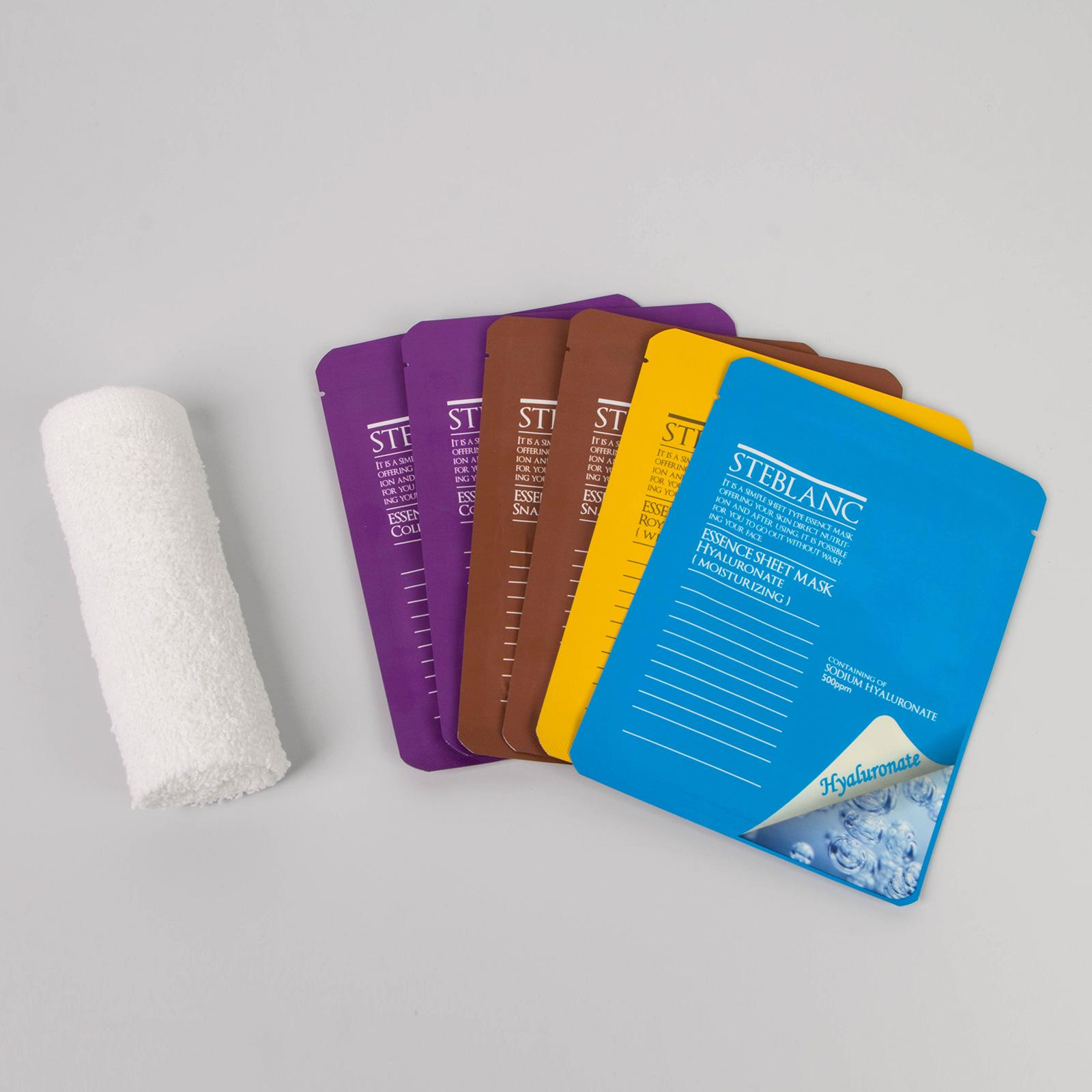 Набор масок для лица «Энергетический комплекс» в подарочной упаковке