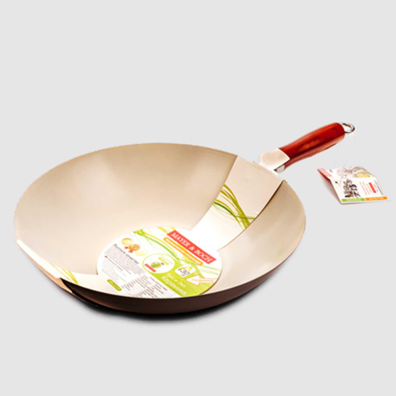 Сковорода ВОК «Сочный антрекот», 30 см