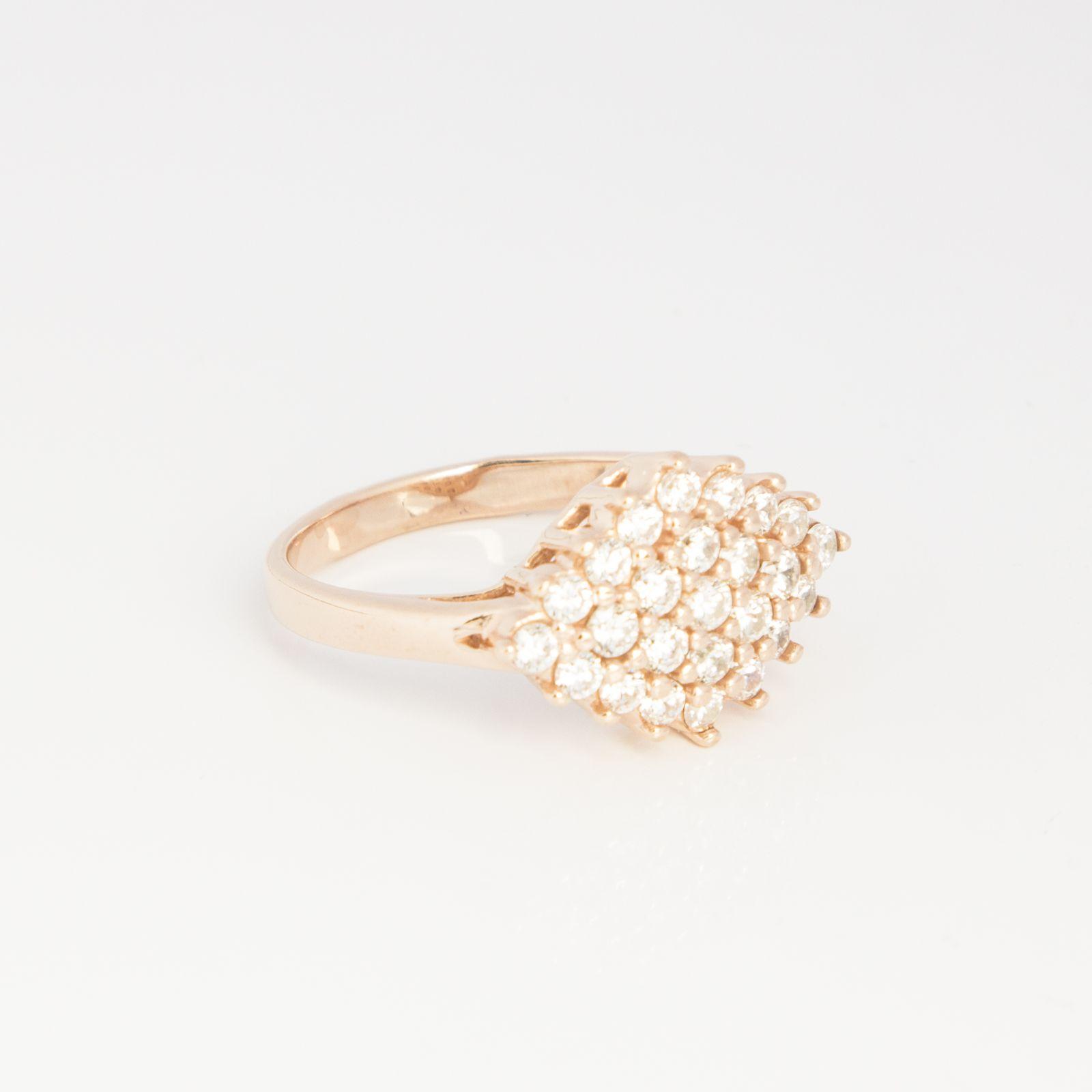 Кольцо «Золотая вспышка»