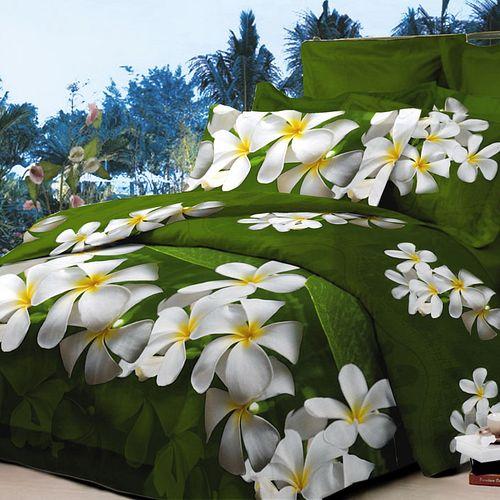 Комплект постельного белья «Тропический сон»