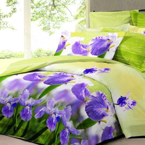 Комплект постельного белья «Сказочный ирис»