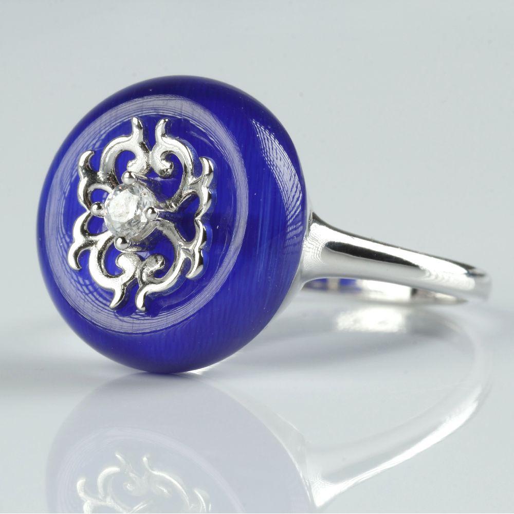 Кольцо «Цветочная мечта»