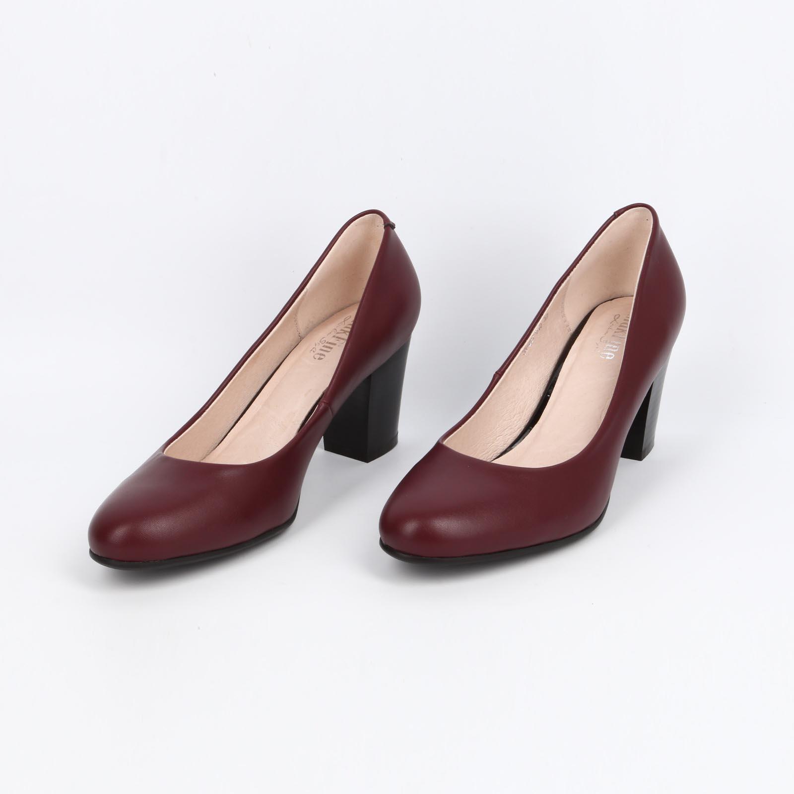 Туфли с подкладкой из натуральной кожи