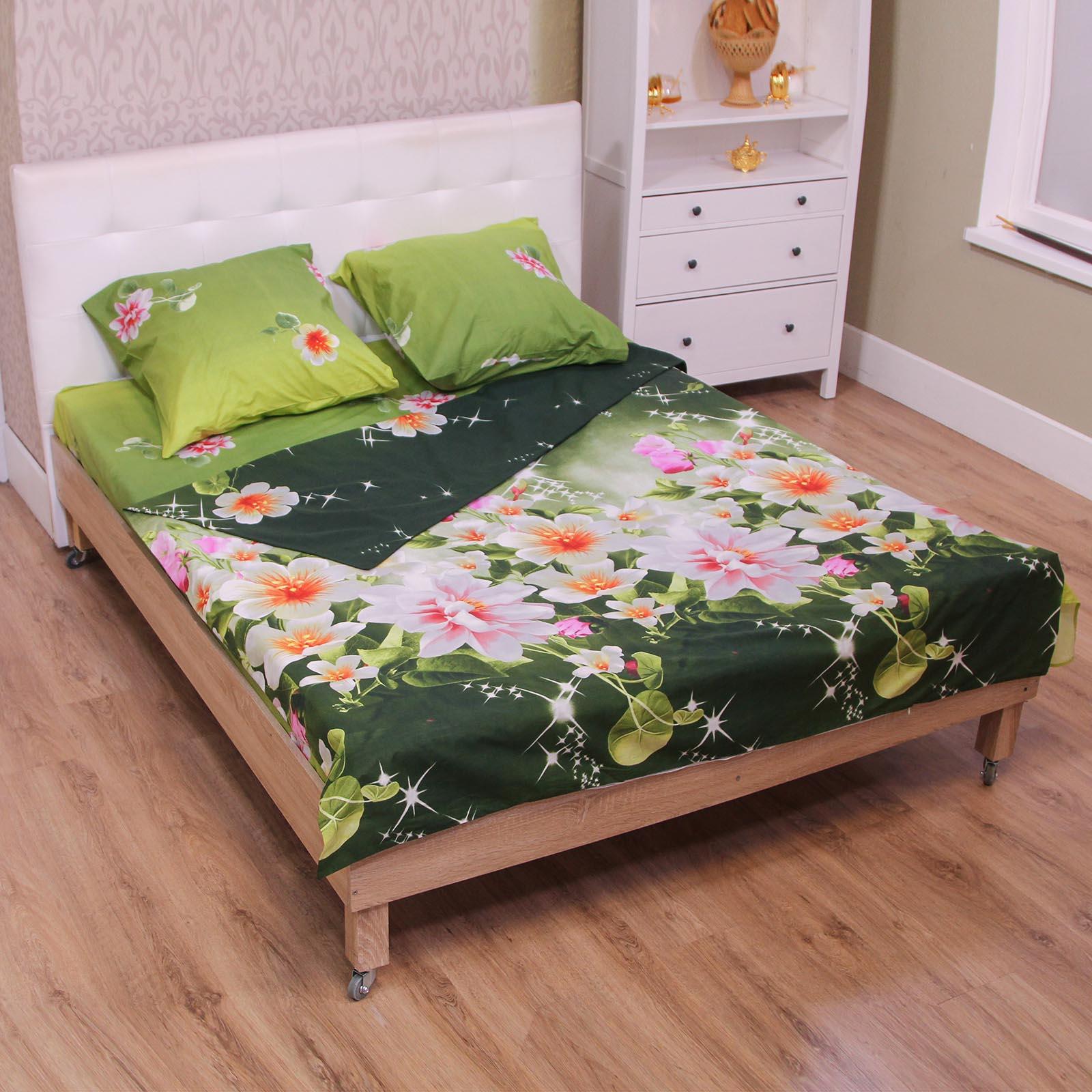 Комплект постельного белья «Весенний букет»