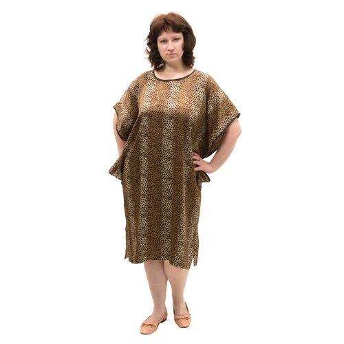 Домашнее платье «Тигрица»