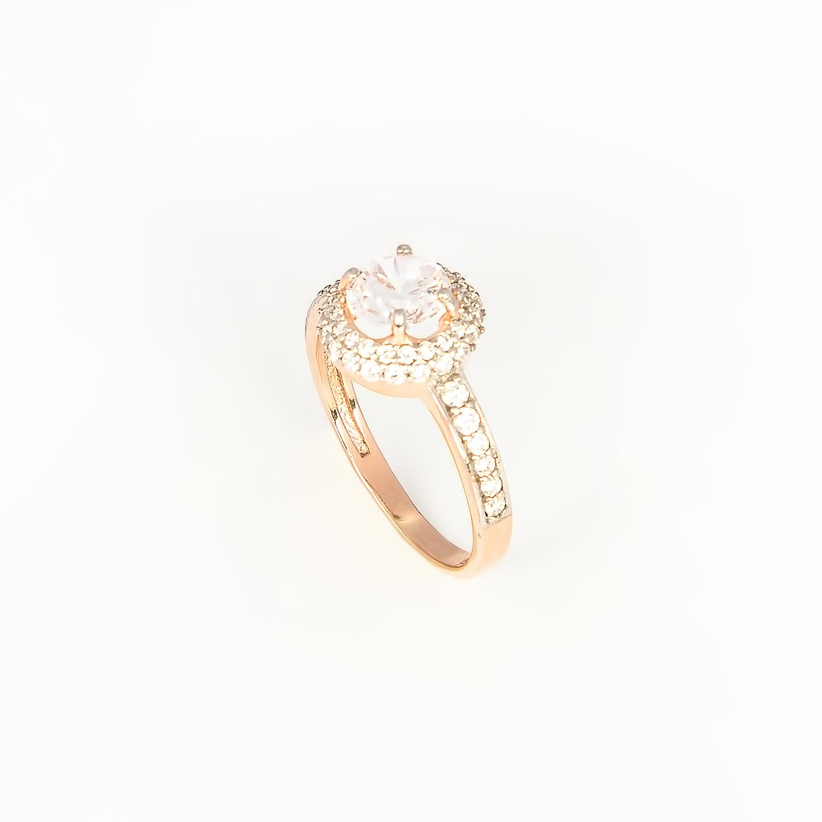 Серебряное кольцо «Екатерина Великая»