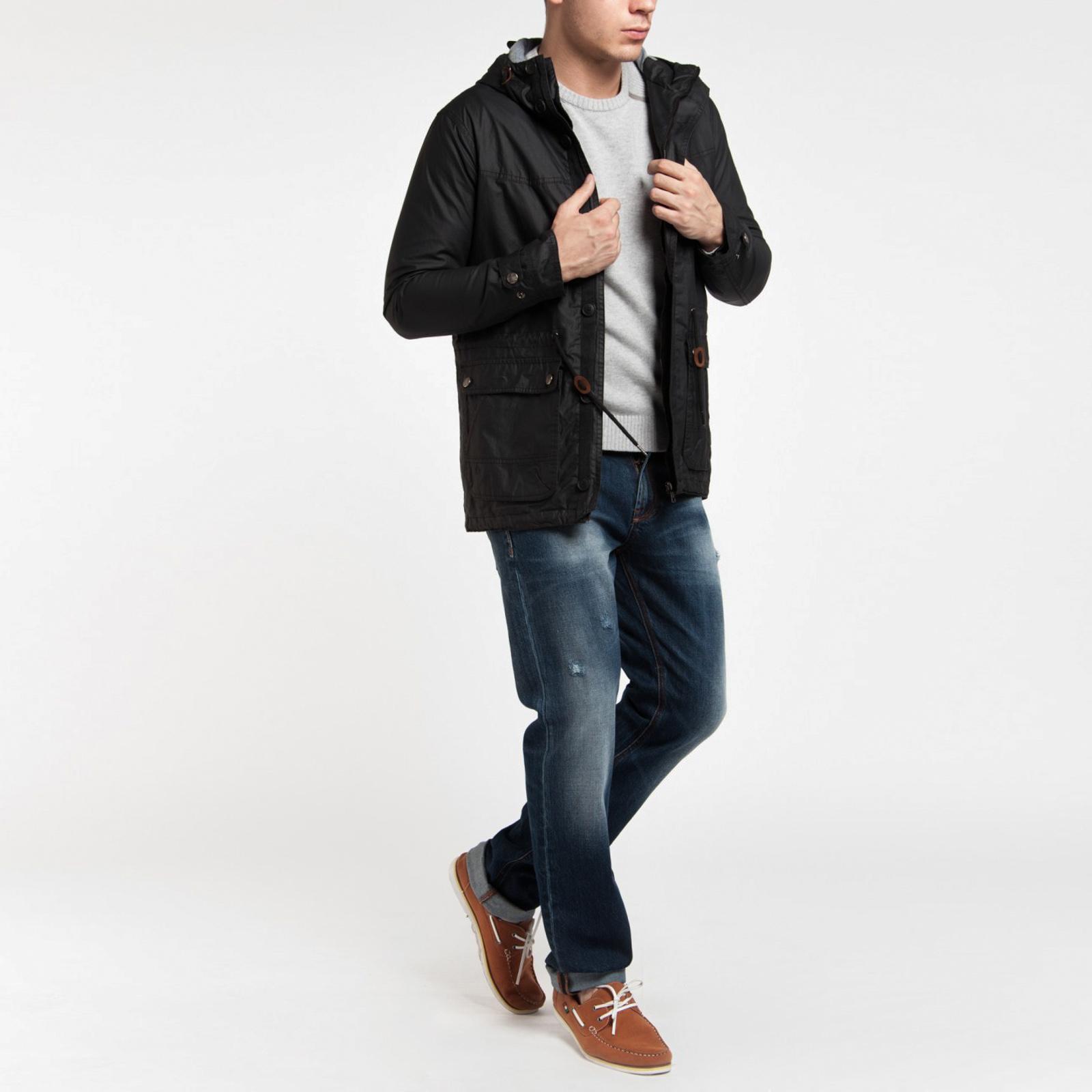 Куртка на молнии с карманами conver conver co005emhxm76