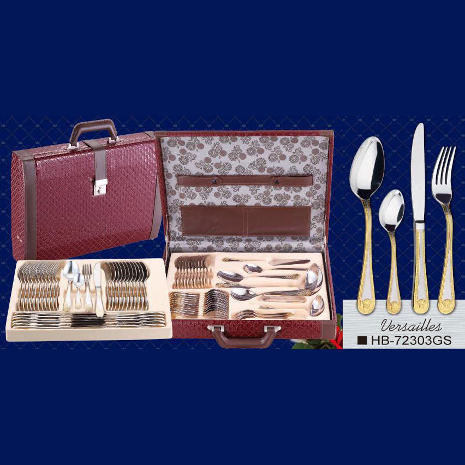 Набор столовых приборов Версаль от HOFFBURG набор кухонных ножей hoffburg 6 предметов hb 60100