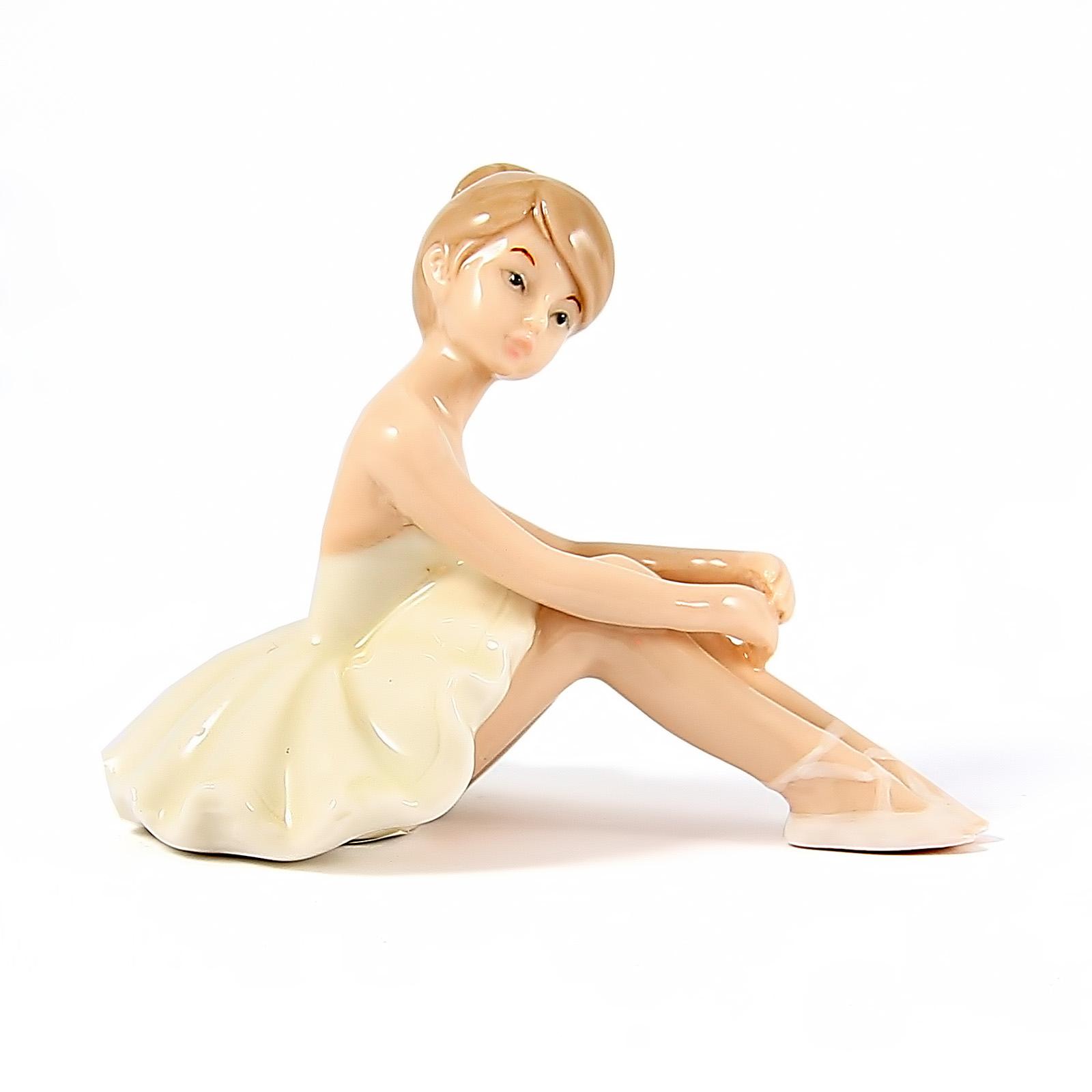 Фигурка фарфоровая «Маленькая балерина»