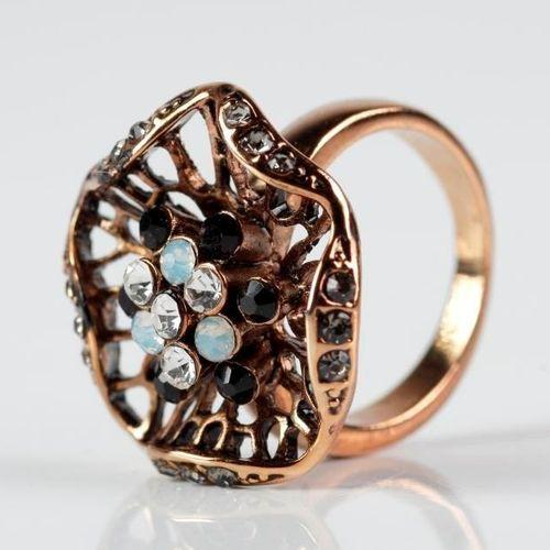 Кольцо «Магия цветов»