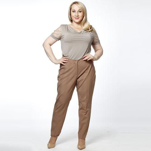 Классические зауженные женские брюки доставка