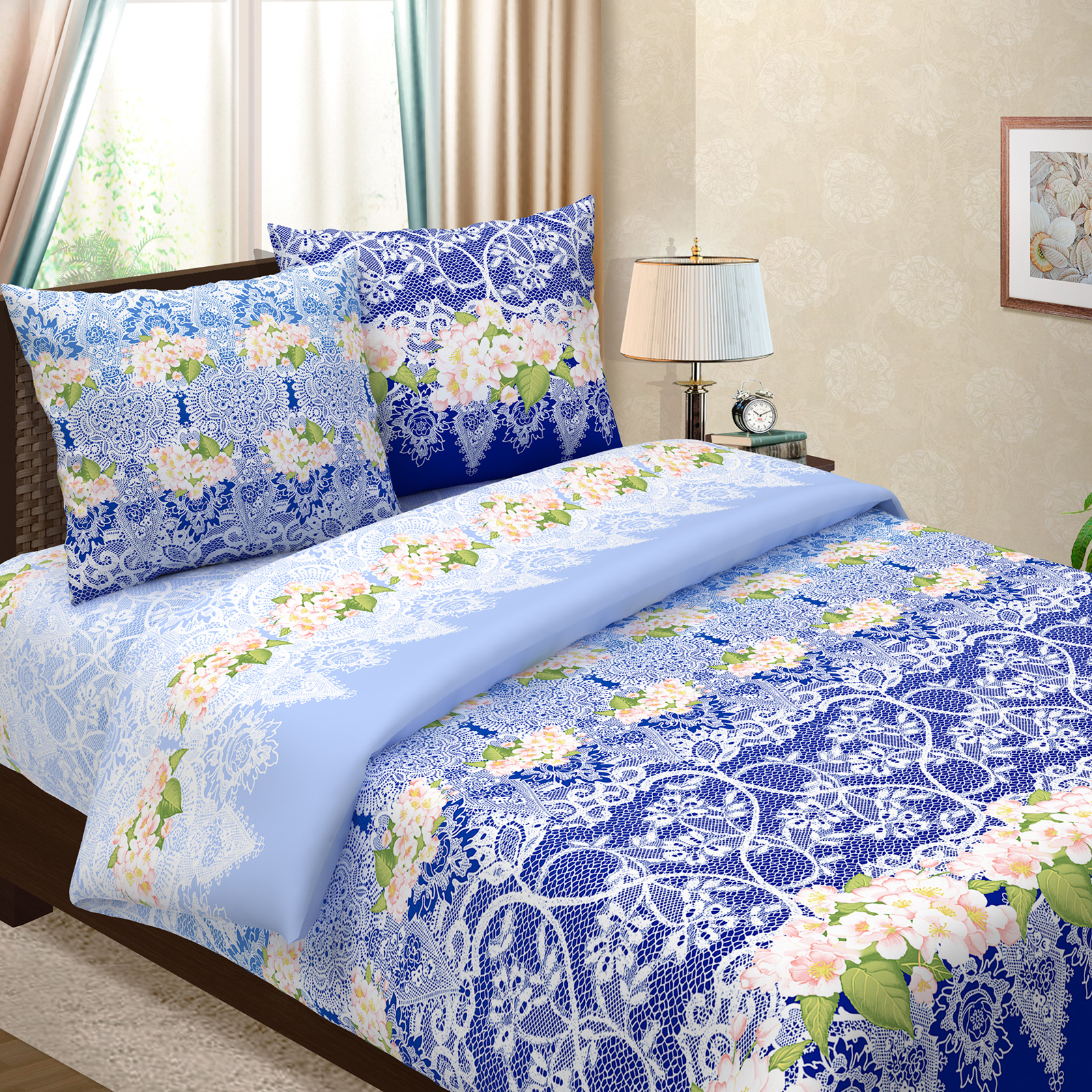 Комплект постельного белья «Очарование»