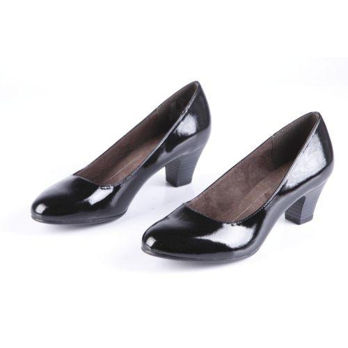 Туфли женские классические лакированные