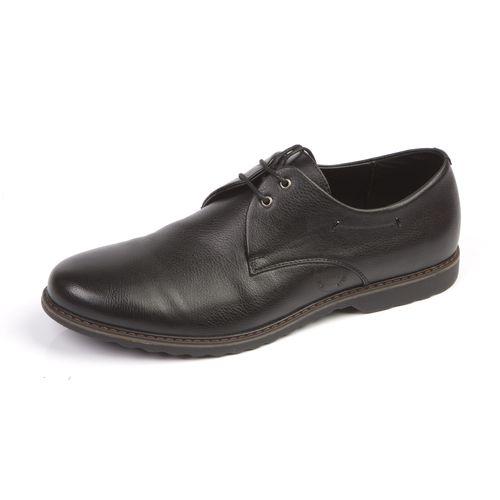 Стильные мужские туфли на шнурках