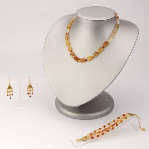 Комплект украшений «Сокровище инков»