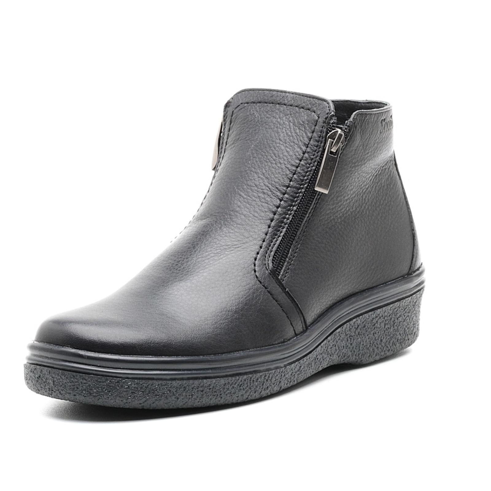 Мужские ботинки с подкладкой из шерсти