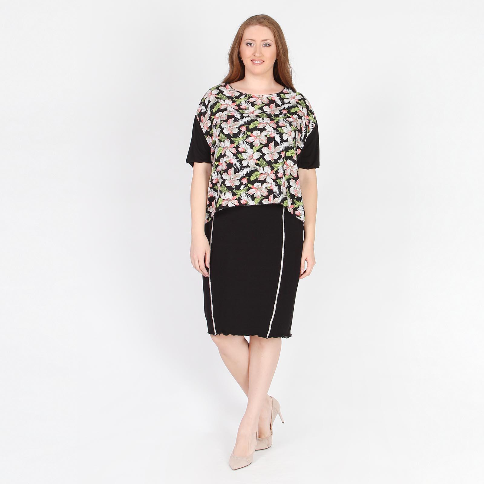 Комплект: сарафан и блуза