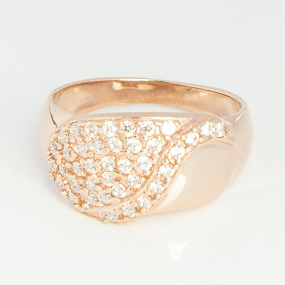 Кольцо «Цветочная соната»