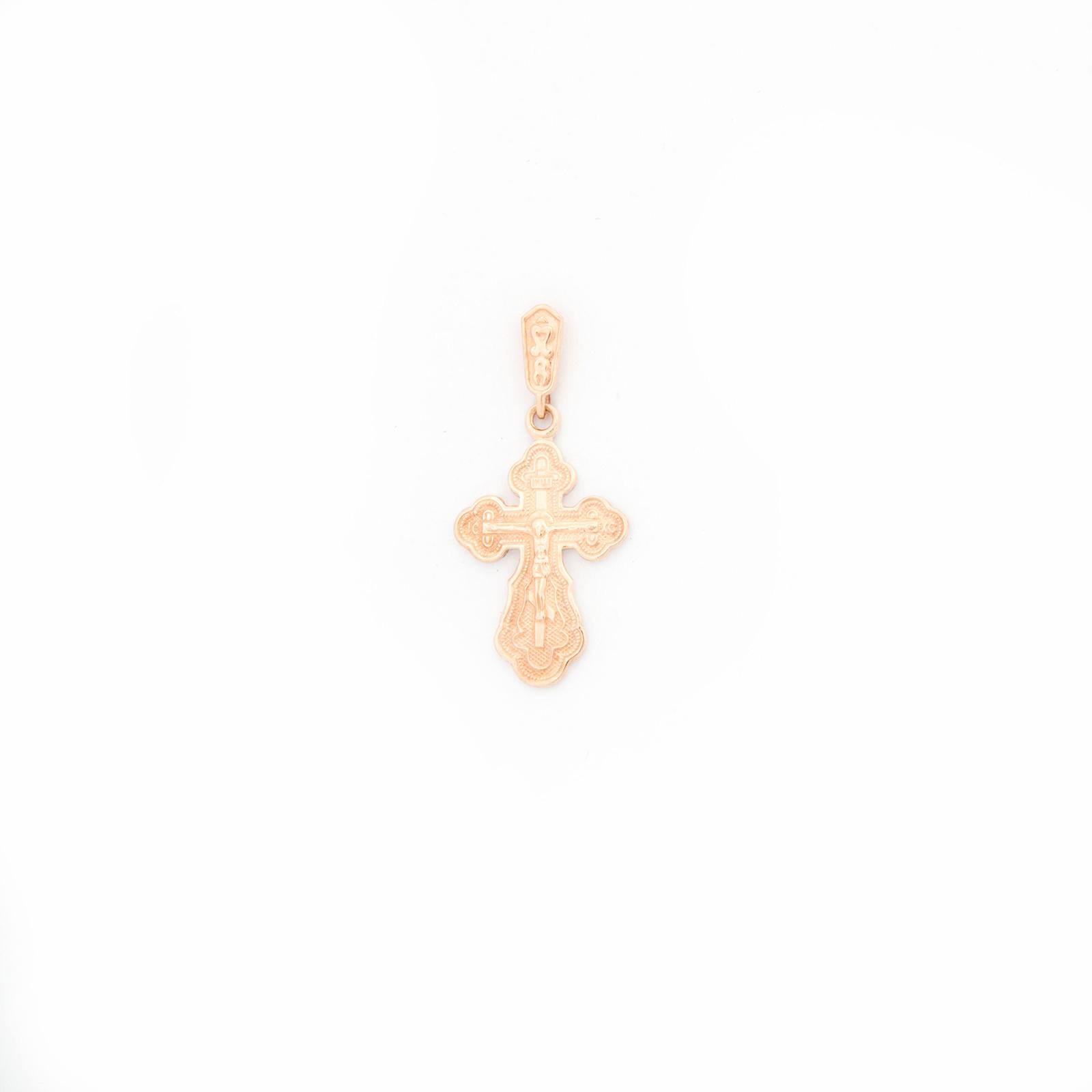 Крест нательный «Спаси и Сохрани»
