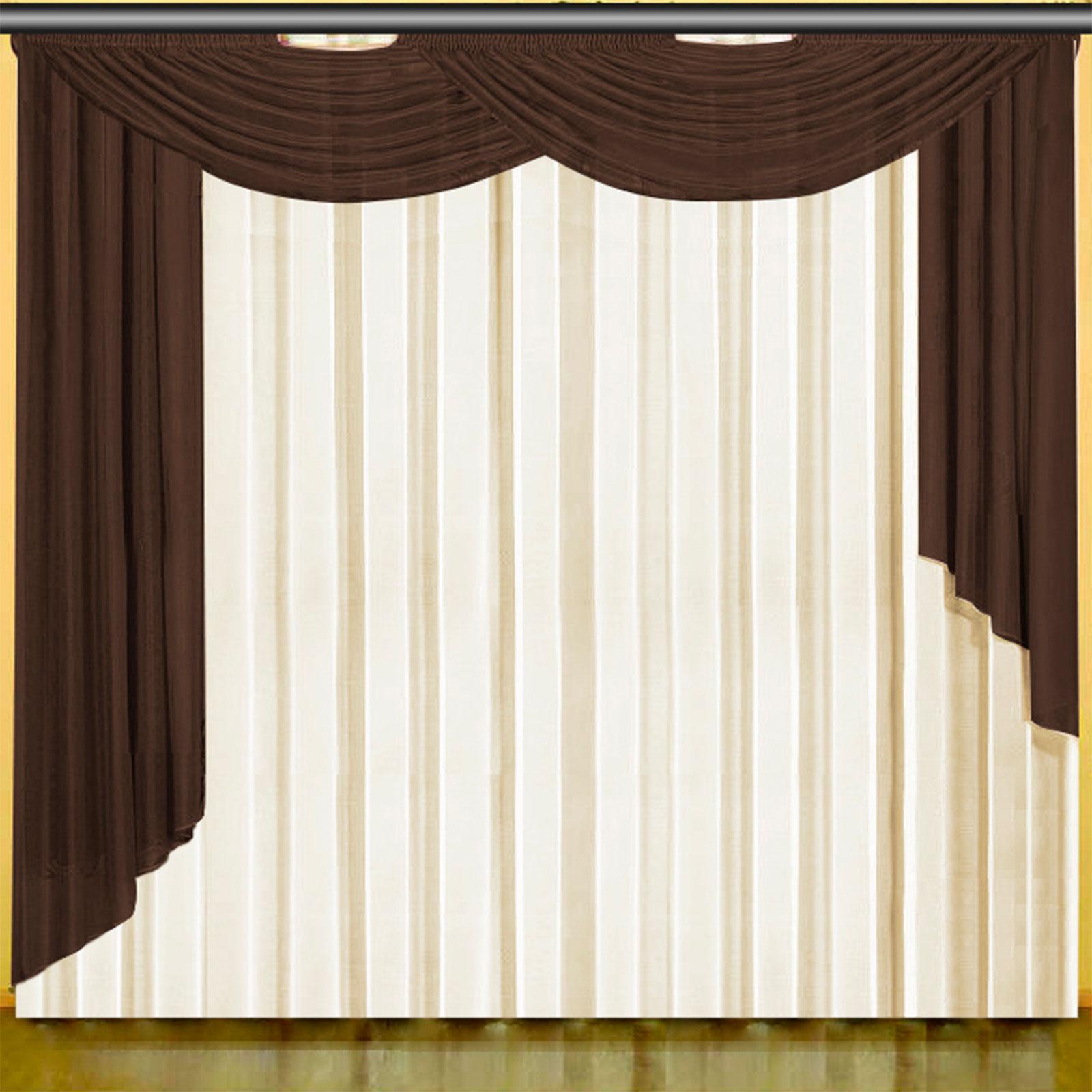 Комплект штор «Нежный дуэт»