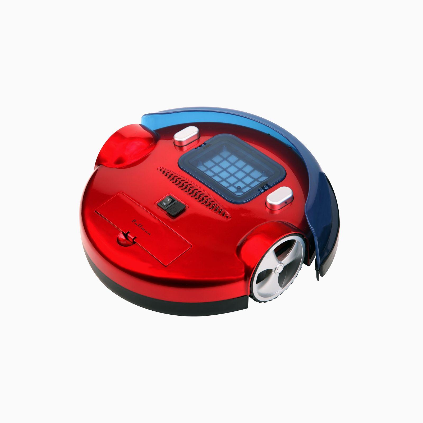 Робот-пылесос «Гений чистоты»