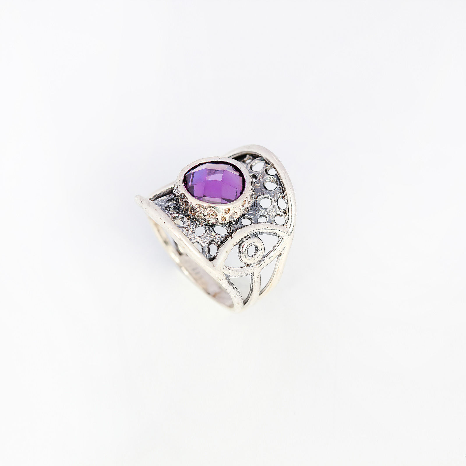 Серебряное кольцо «Сладкая жизнь»