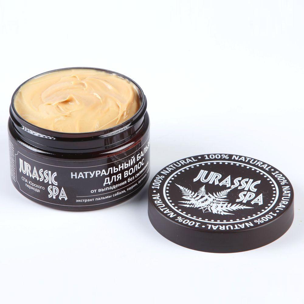 Натуральный бальзам для волос от выпадения