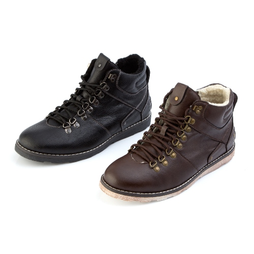 Мужские ботинки «Брейн»