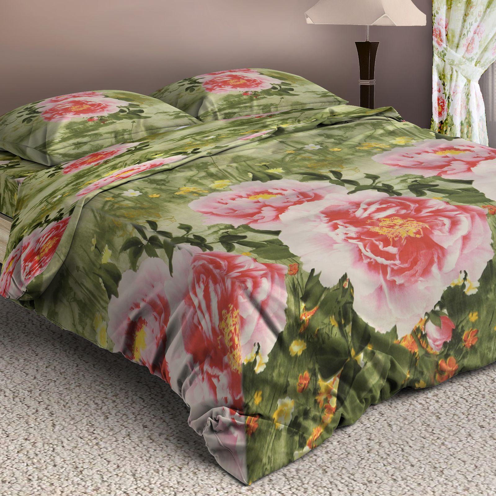 Комплект постельного белья «Прелестный букет»