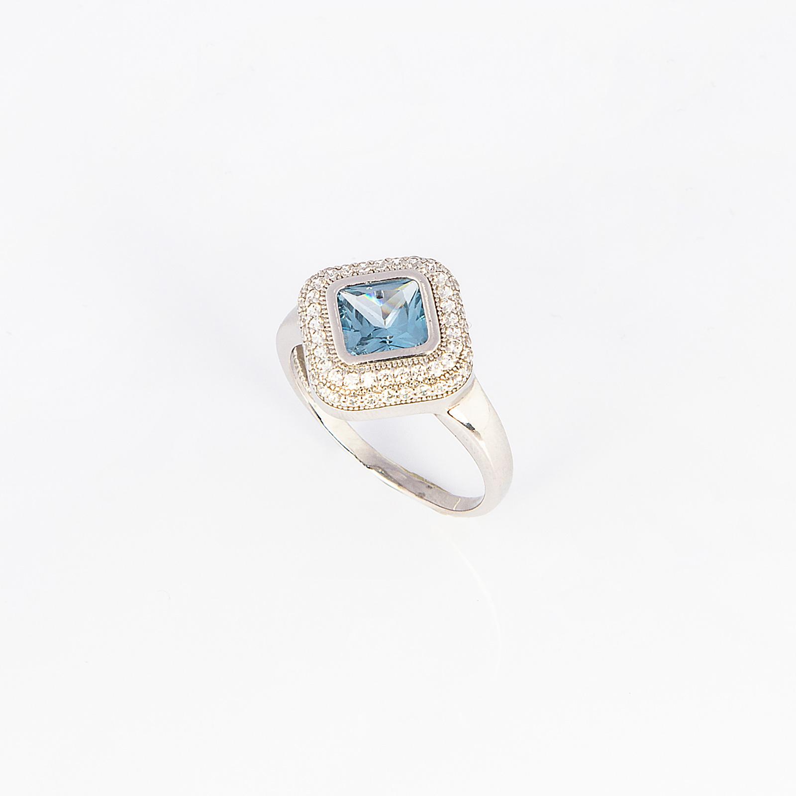 Серебряное кольцо «Даная»