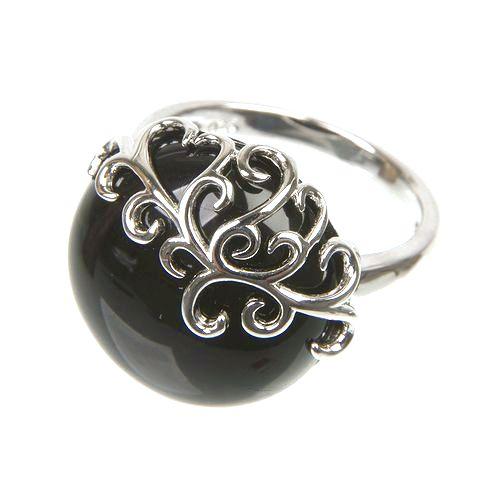 Кольцо «Царица ночи»