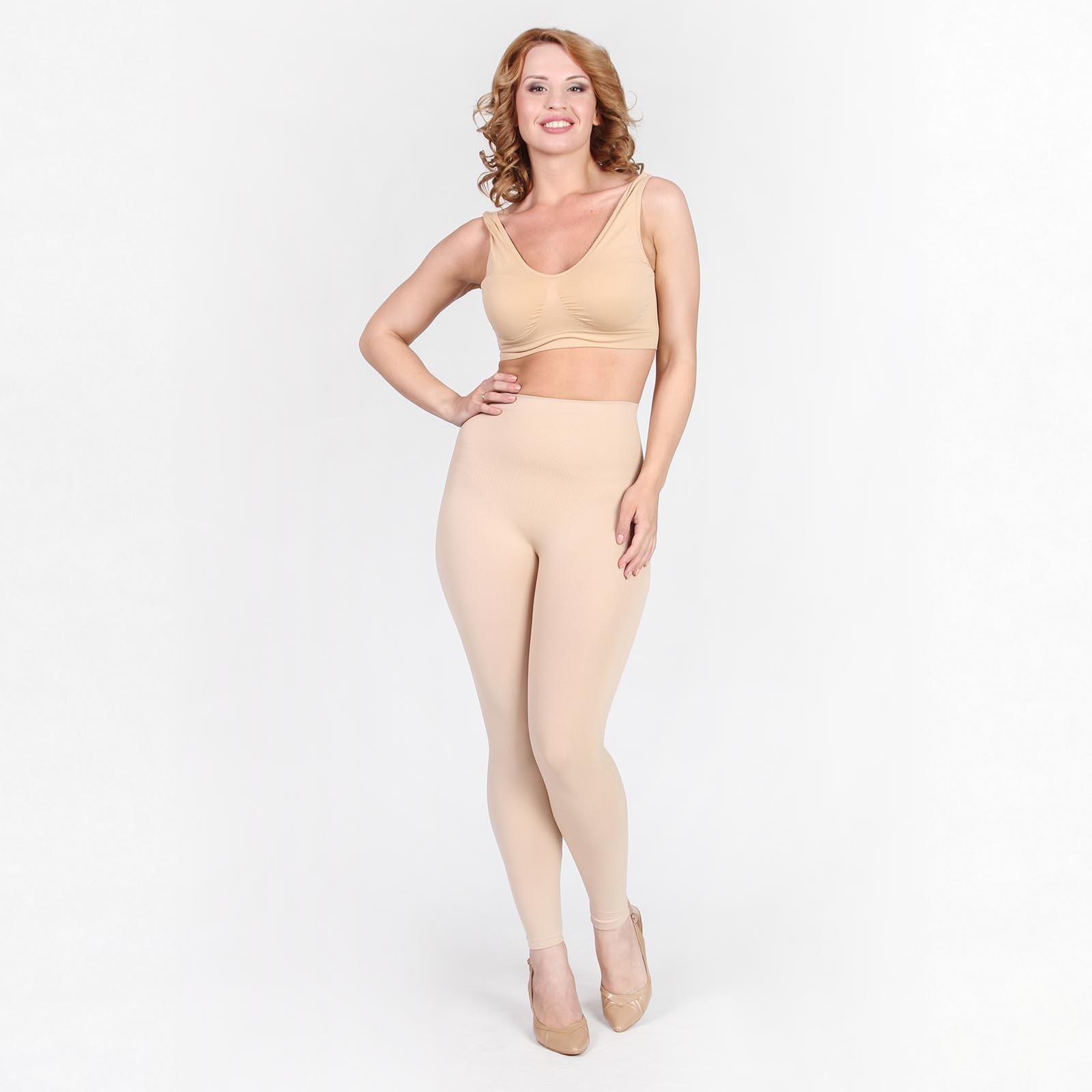 Корректирующие брюки «Идеальный образ», 2 шт.