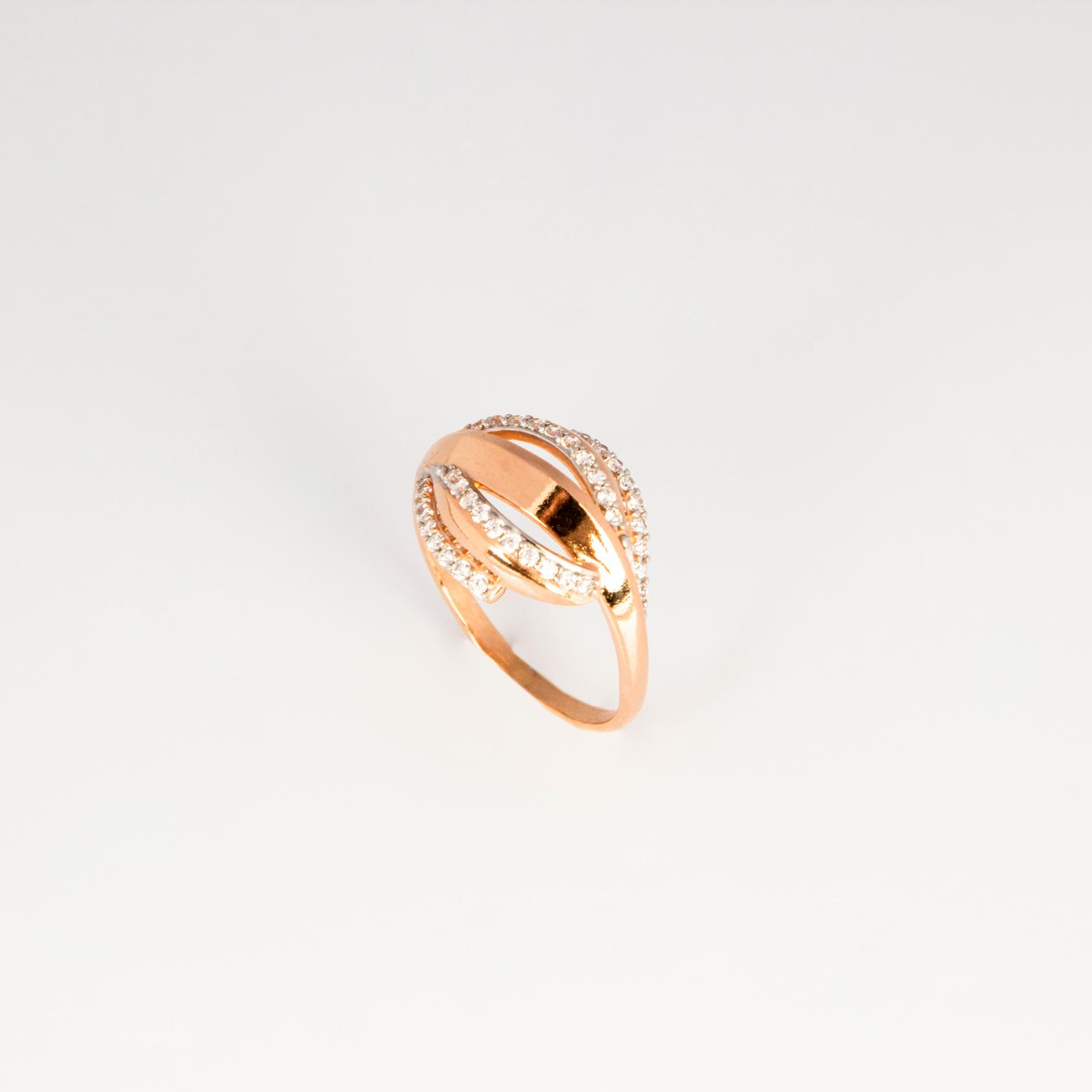 Серебряное кольцо «Сириус»